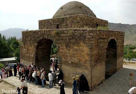جاذبه های گردشگری شهر نیاسر کاشان